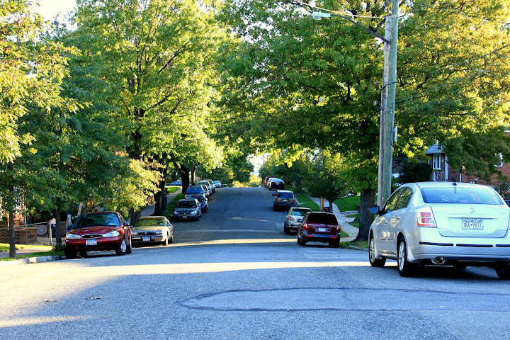 Street in Ft. Wadswoth