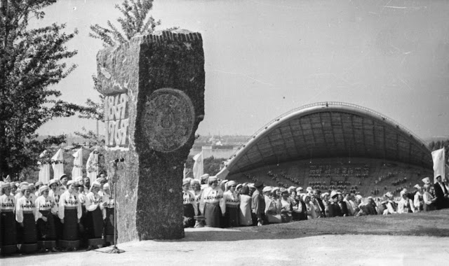 Memoriaali avamine 1969
