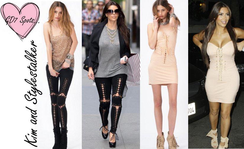 kim kardashian style stalker dress. Stylestalker is a trendy label