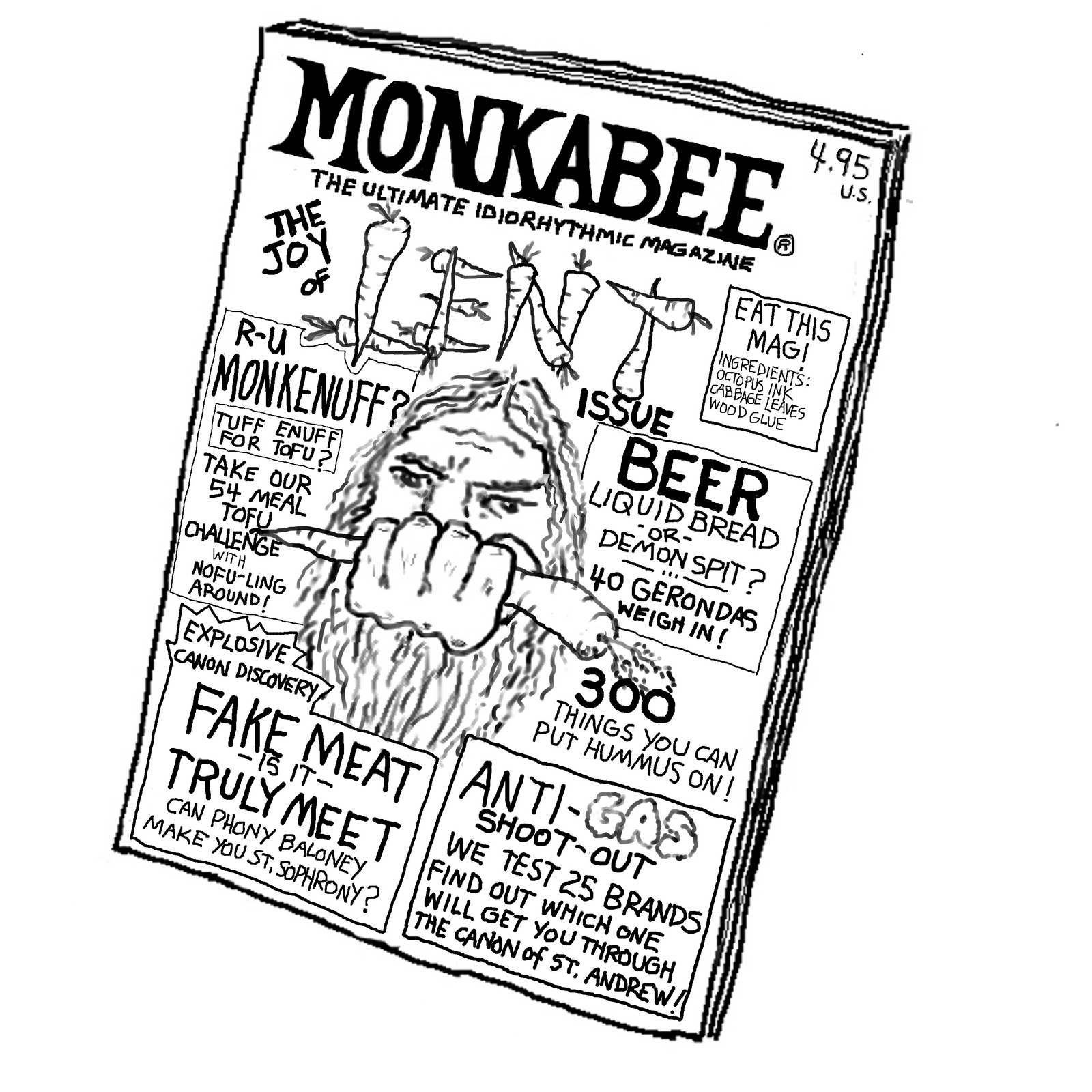 pithless thoughts monkabee magazine 6 Ringing Bell Diagram monkabee magazine 6