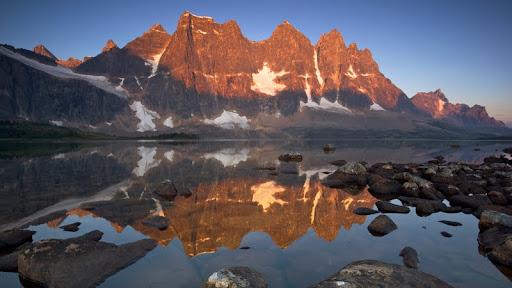 The Ramparts, Amethyst Lake, Jasper National Park, Alberta.jpg