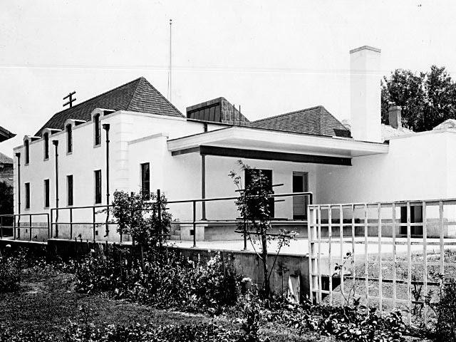 Plaquemine post office, 1936