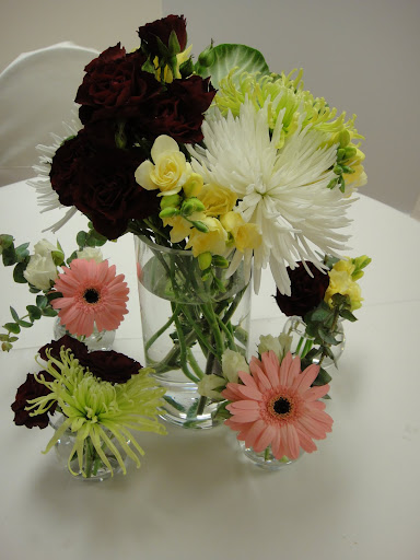 Color & beautiful arrangements
