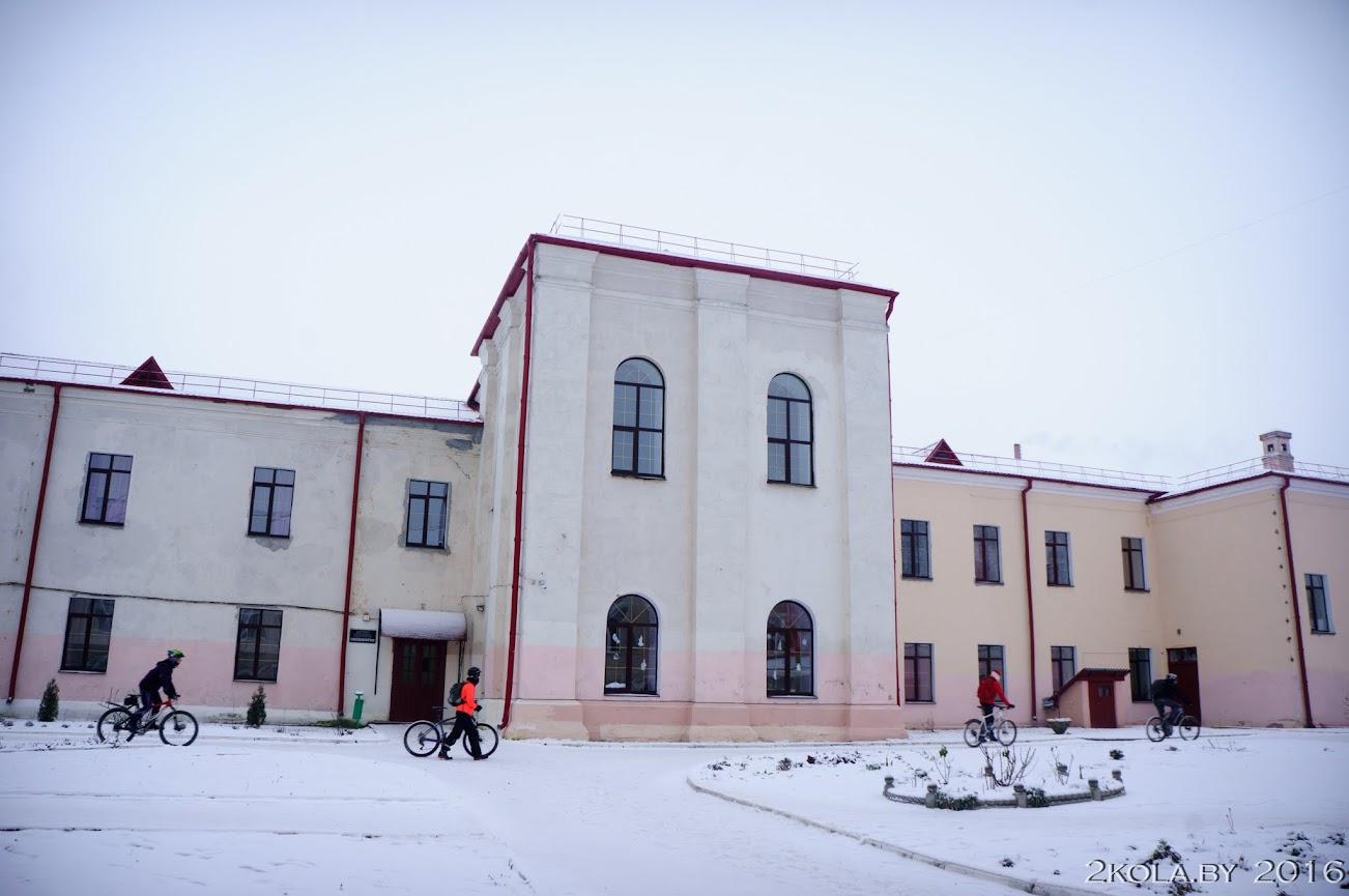 DSC08233 - Зимняя покатушка к резиденции Радзивиллов (Снов-Несвиж-Городея)