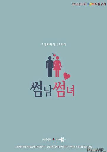 Chàng Và Nàng - Flirty Boy And Girl poster