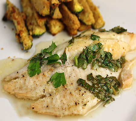 Easy Baked Tilapia Recipes
