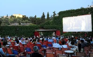 Cine Thisio, Athena, Yunani