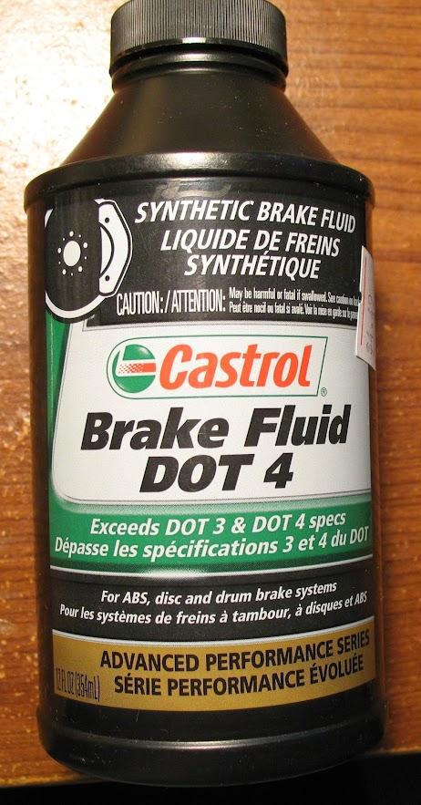 Which Brake Fluid ? Prestone Valvoline or Castrol - Bob Is The Oil Guy