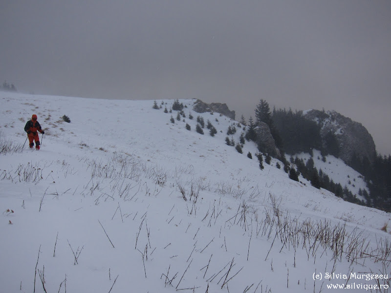 2014.12.21 - M-tii Ciucas - schi de tura VS alergare montana