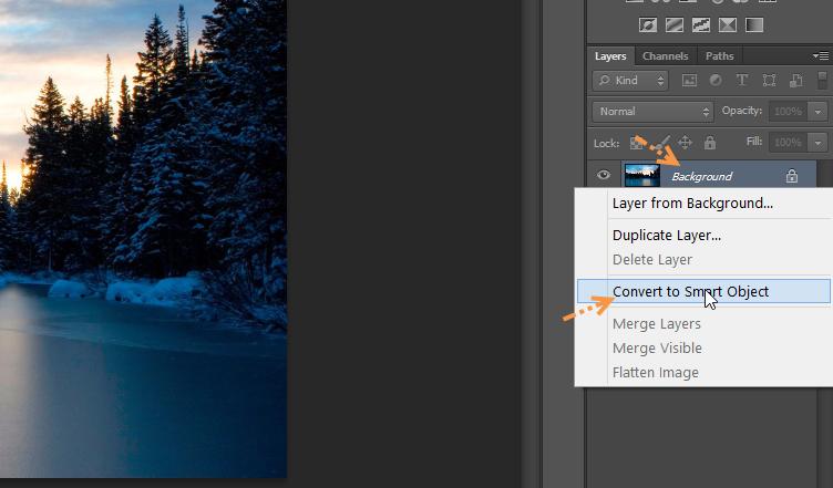 Photoshop - 3 เทคนิคง่ายๆ ในการปรับแต่งภาพแนว Vignette Effect ด้วย Photoshop Vignette03