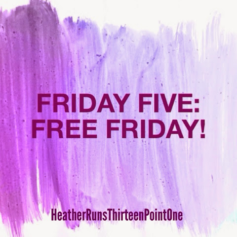 Heather Runs Thirteen Point One Free Friday
