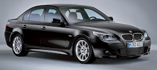 BMW 5 Series New Energy Vehicle