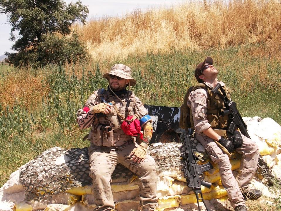 """Fotos de """"THE FINAL WAR"""". La Granja. 23-06-13 PICT0100"""