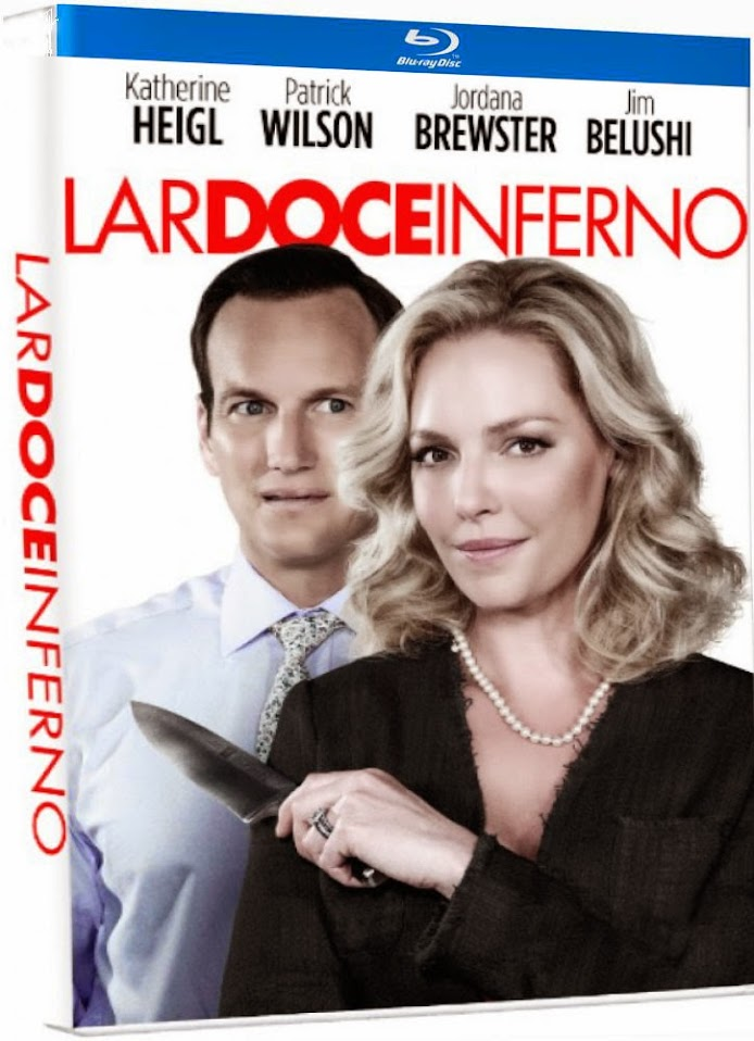 Filme Poster Lar Doce Inferno BDRip XviD Dual Audio & RMVB Dublado