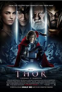 Thần Sấm - Thor poster