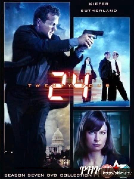 Phim 24 giờ sinh tử: Sống Thêm Ngày Nữa (Phần 9) - 24: Live Another Day - Season 9 - VietSub