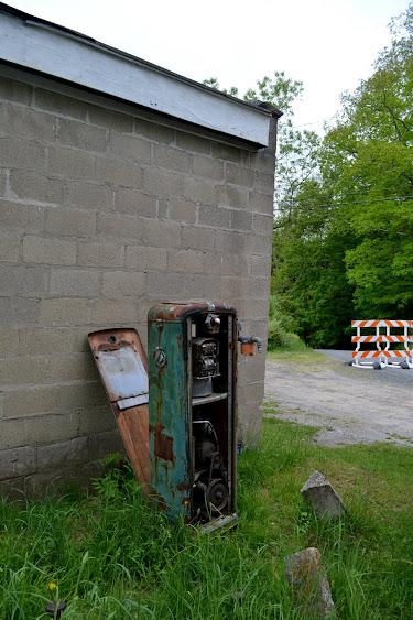 Валлпак - город-призрак в парке Делавер Вотер Геп, Нью-Джерси (Wallpack, Delaware Water Gap, NJ)
