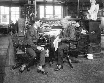 Barnes y Edison