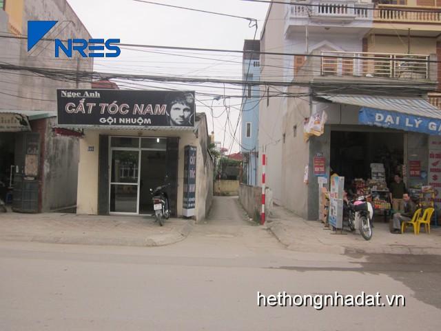 Mua bán nhà đất Hà Nội_Bán 3 lô đất ngõ 249 Phố Thịnh Liệt, Hoàng Mai