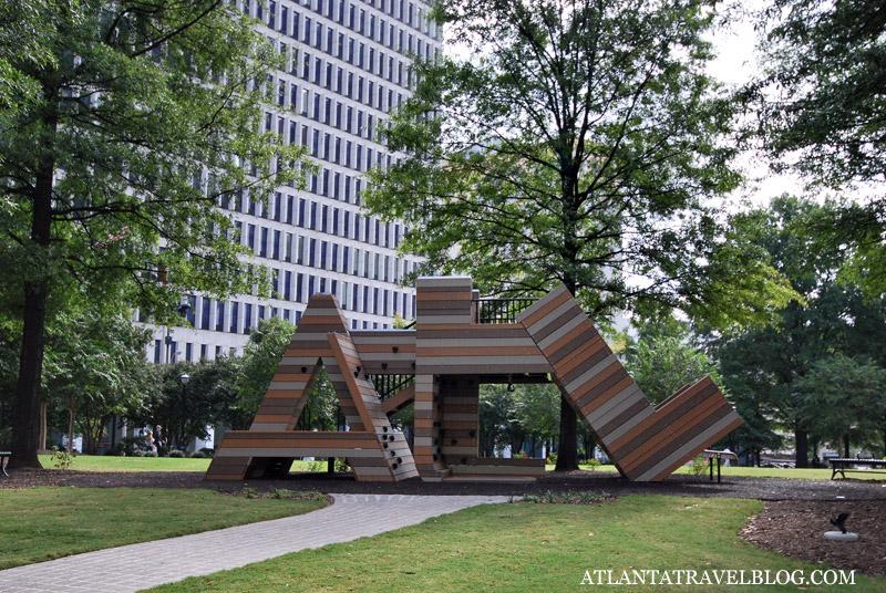 Peachtree street, Atlanta