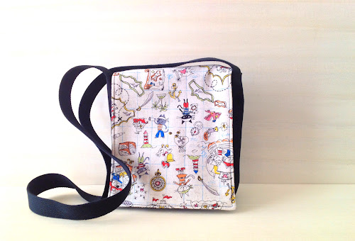 Handmade bag for boys