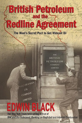 Edwin Black exposes oil-stained history of the Mideast on BookTV: British Petroleum and the Redline Agreement
