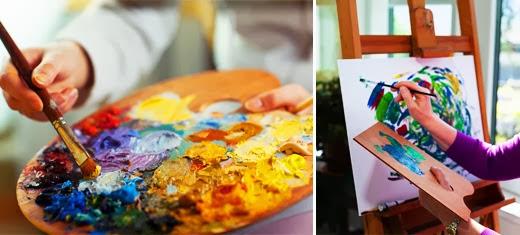 основные законы живописи: