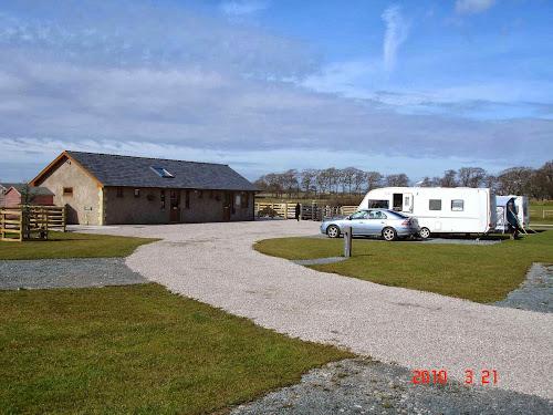 Camping  at Brylea Caravan Park