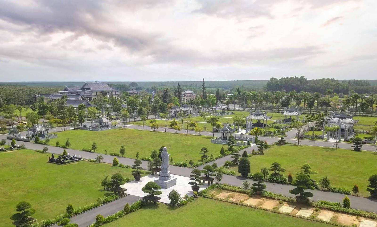 Đầu tư đất nghĩa trang tại công viên Vĩnh Hằng
