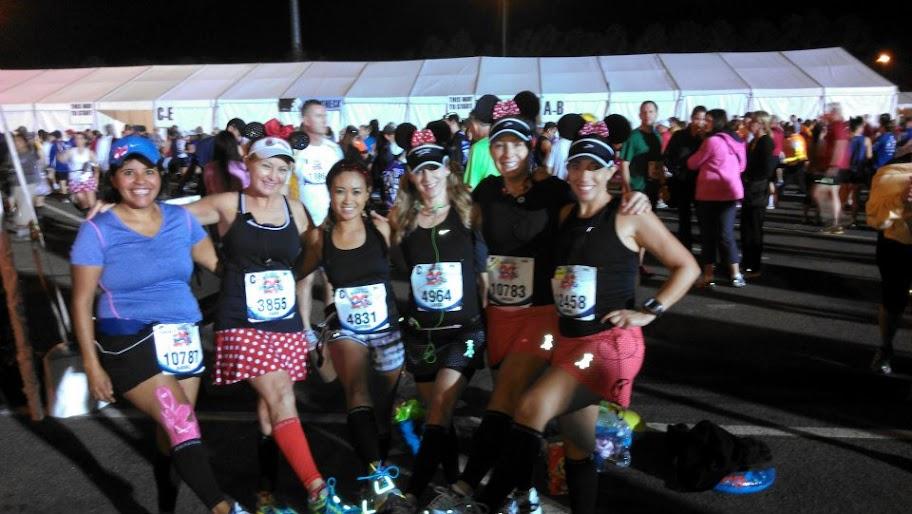 Corral Disney Marathon 2013 {Recap}