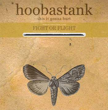 Hoobastank - This Is Gonna Hurt 2012