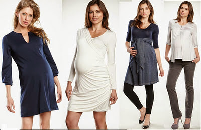 ¿Qué ropa usar durante el embarazo?