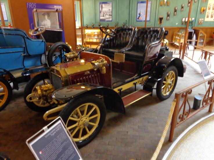 Musée de l'aventure Peugeot à Sochaux DSC01156