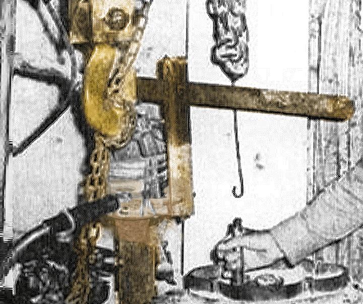 Устройство Эдварда Лидскалнина(ша)/ Edvard Lidskalnin(sh) - Страница 2 Edward_Leedskalnin_EM_wheel_004