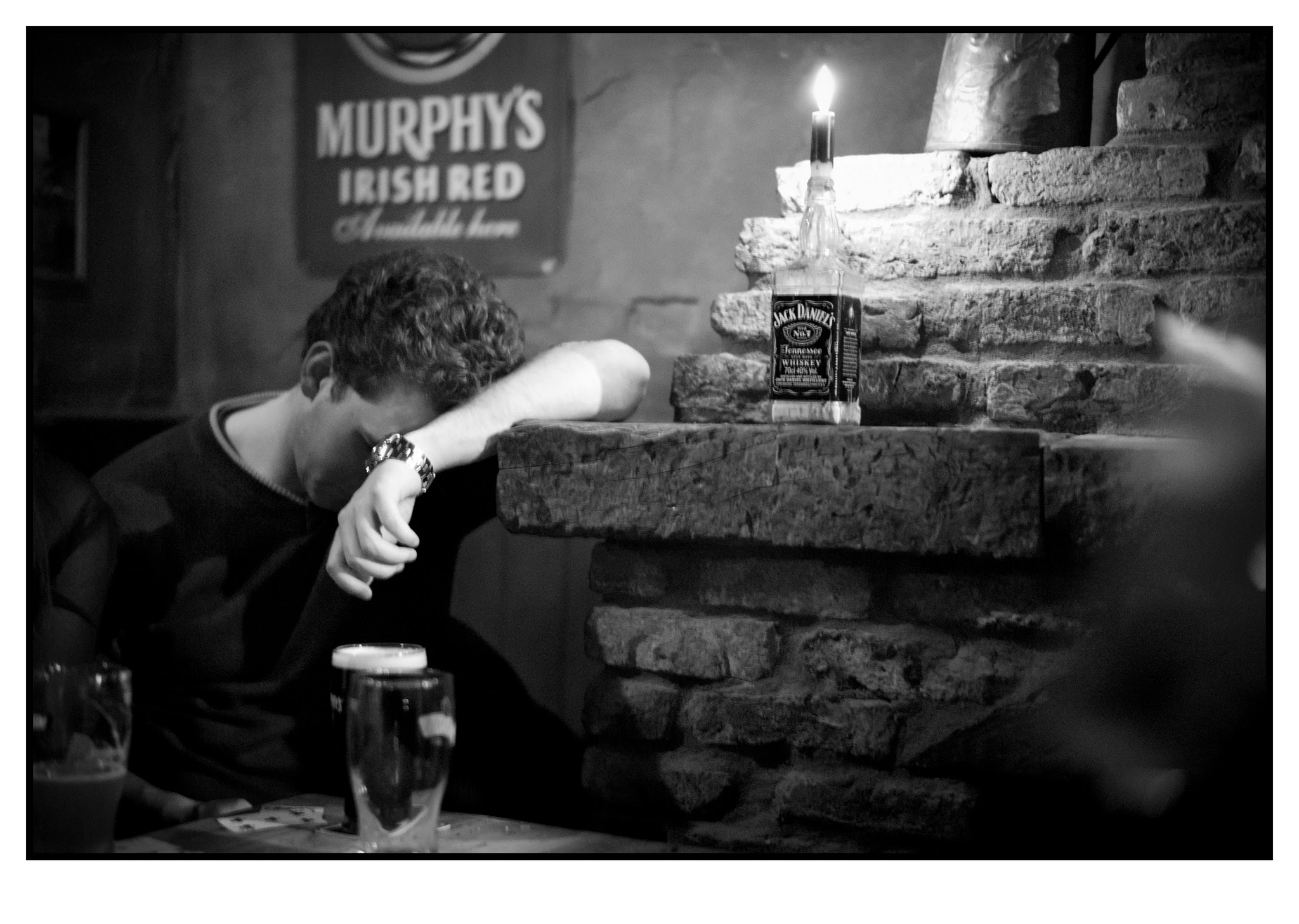 Murphy's Irish red | Paddy Murphy's, Rotterdam, 2012