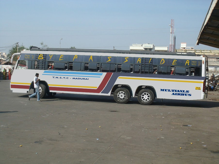 Tamil Nadu Buses - Photos & Discussion - Page 654