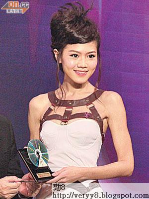 周秀娜昨晚在台上突然宣布單身,公布與陳偉成已分手。