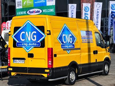 Iveco Daily 2.8 CNG - gaz ziemny, Natural Power, metan, biogaz