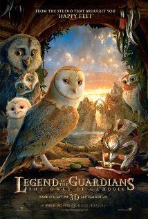 Ga'Hoole: La leyenda de los guardianes (2010)