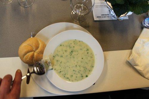 Agnes Sorrel soep