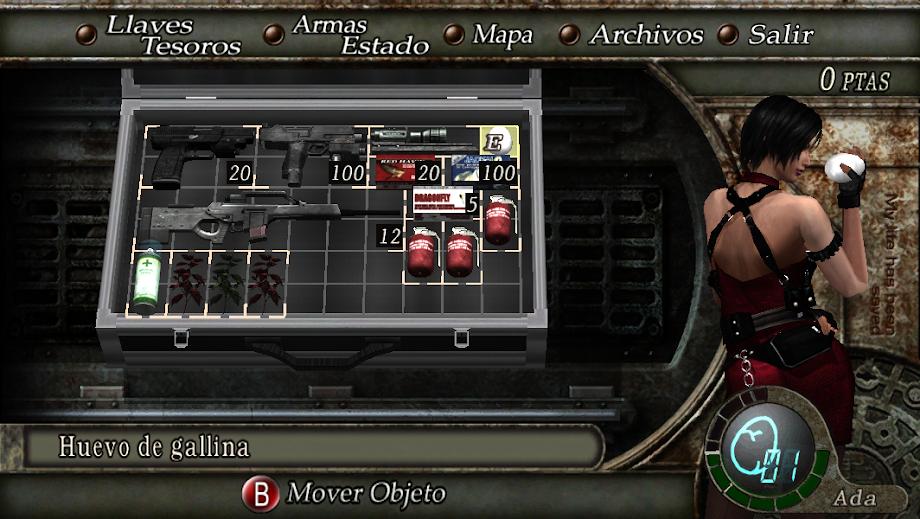 Gallinas Y Huevos En El Pueblo Mercenarios Game+2013-12-12+03-03-51-53
