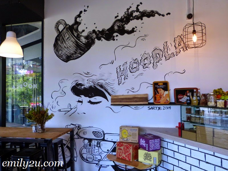 Hoopla Coffee Kitchen Singapore