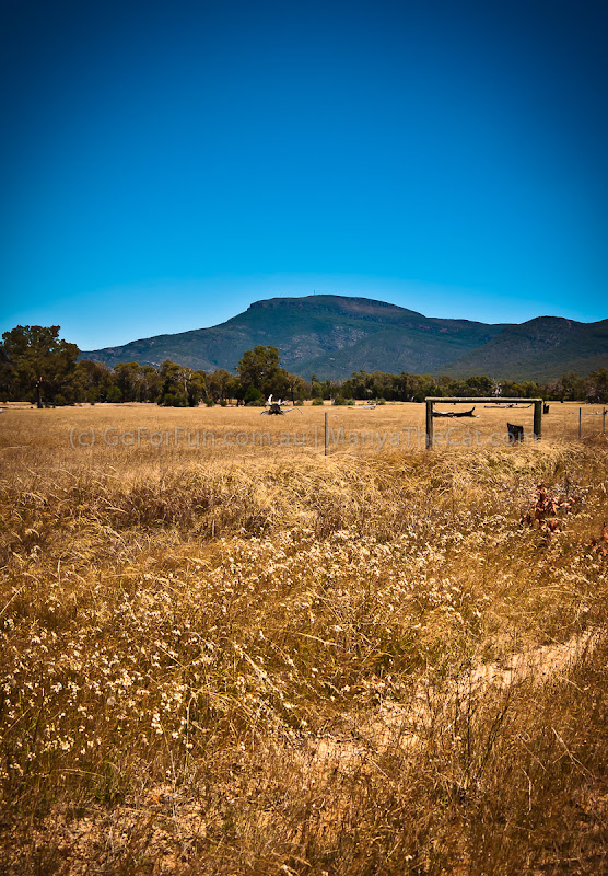 Grampians National Park (Victoria, Australia) - Road To and From - Go For Fun - Australian Travel and Activity Community