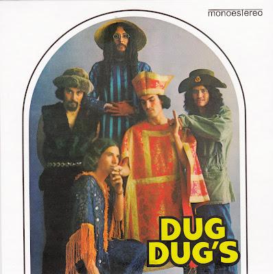 Los Dug Dug's ~ 1971 ~ Los Dug Dug's