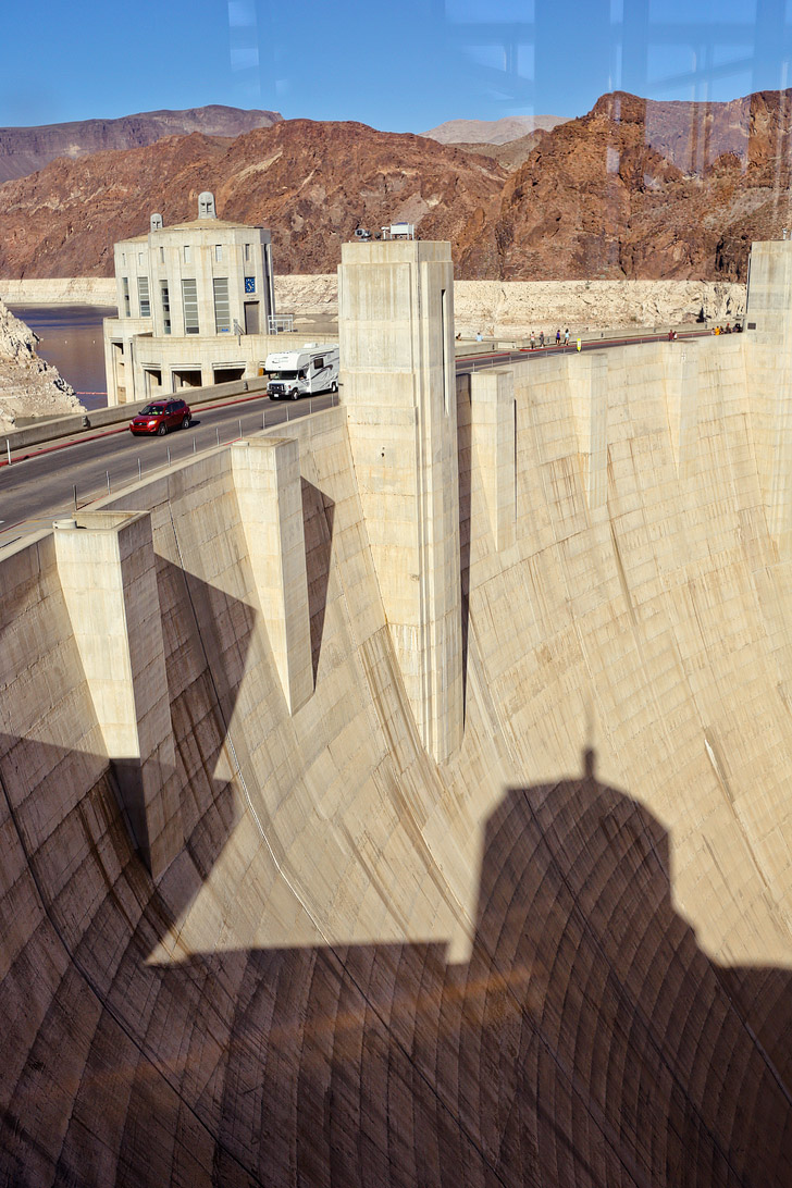 Las Vegas Hoover Dam Visit.