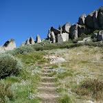 Passing under the Granite Tors (271976)