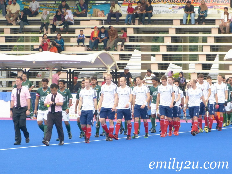 2012 Sultan Azlan Shah Cup – Match 20 – Great Britain vs. Pakistan