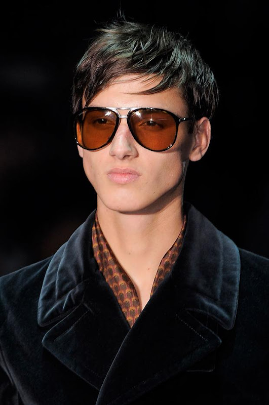 Milan Fashion Week: Gucci Men Sunglasses Fall-Winter 2012-2013