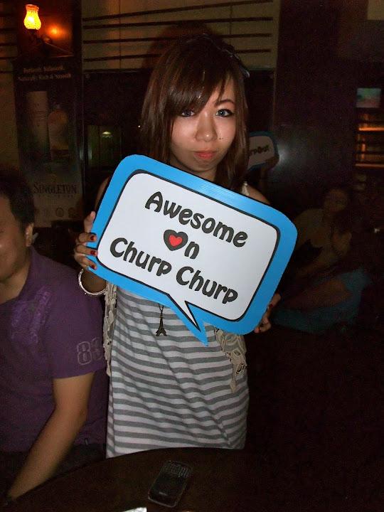 Twitter Churp