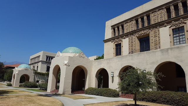 California Institute of Technology Seismological Laboratory